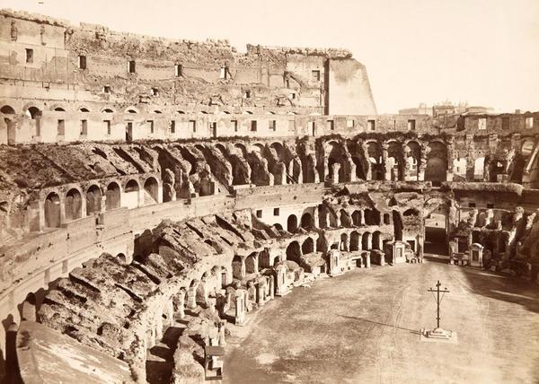 Колизей оргия