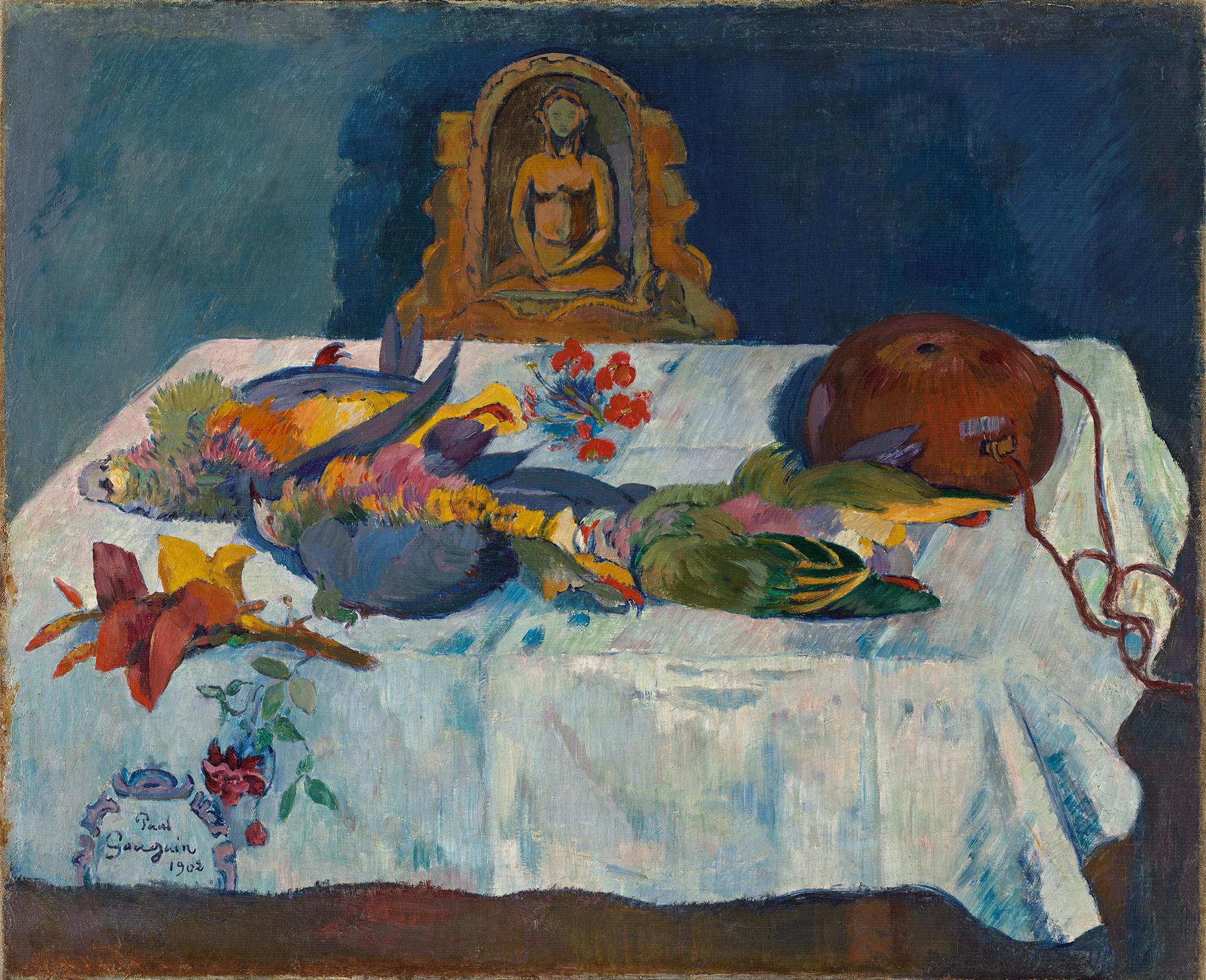 Картинки по запросу paul gauguin nature morte