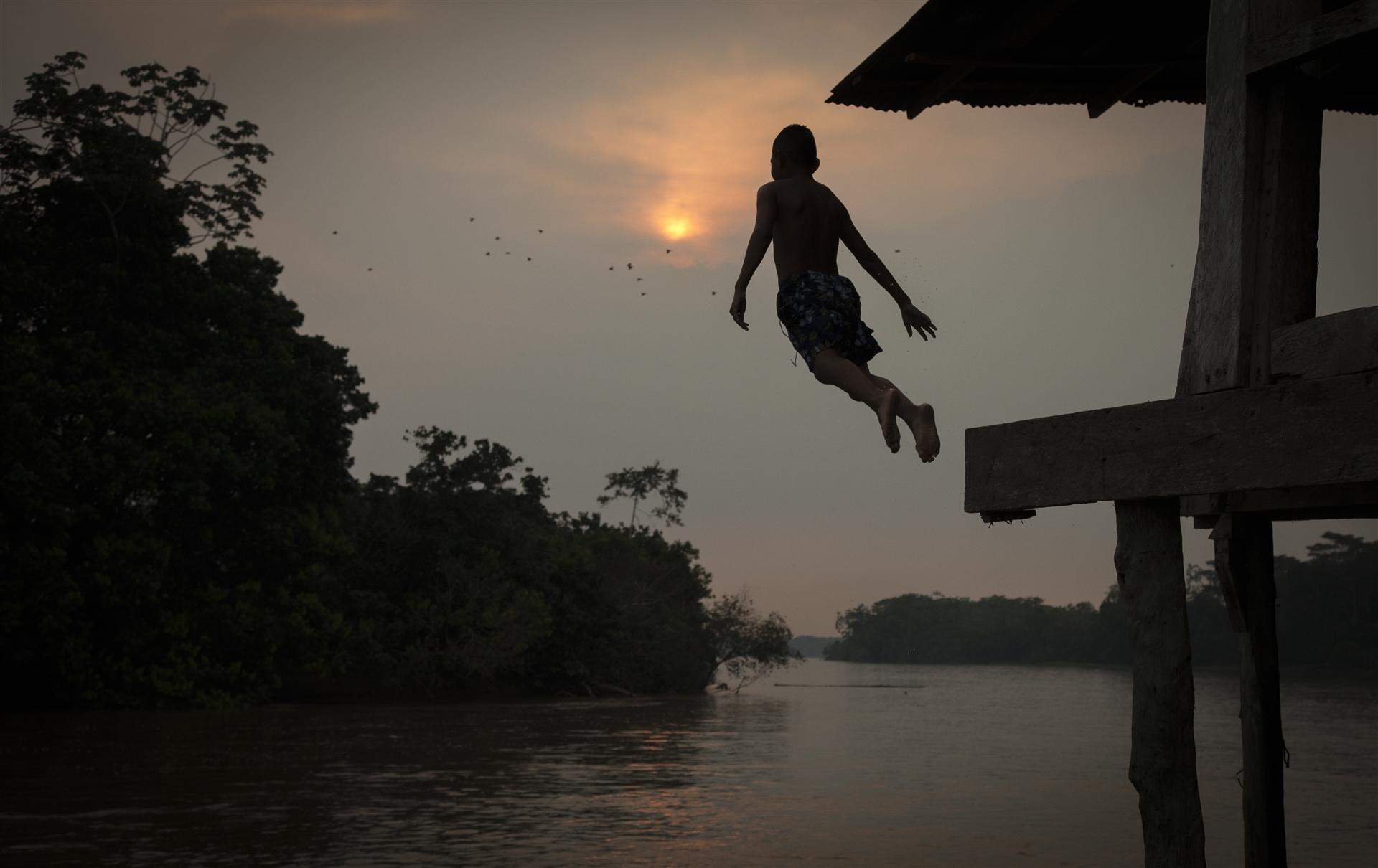 река путумайо
